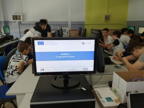 Formazione per insegnanti su Arduino: a breve i nuovi corsi in APRO Formazione, nell'ambito del progetto OPENIN