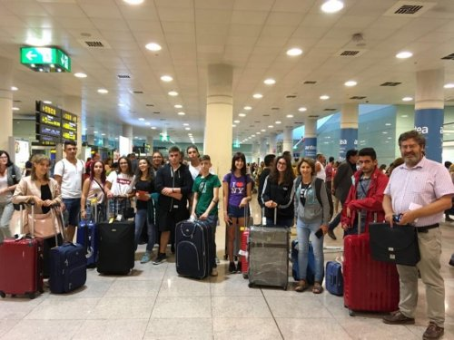 In Erasmus during high school: 100 students leaving in 2019 thanks to APRO Formazione