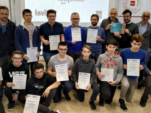 APRO Formazione held the final event of the Erasmus + OPENIN project