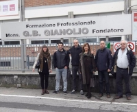 OpenIn Project: the project partners on Open Sources and Industrial Automation meet at APRO Formazione