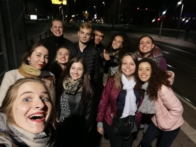 Our Erasmus PRO experience in Leipzig