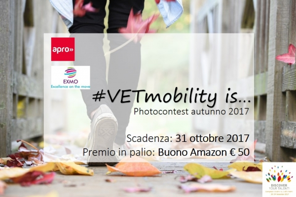 """ #VETmobility is…"": partecipa al photocontest di APRO International!"