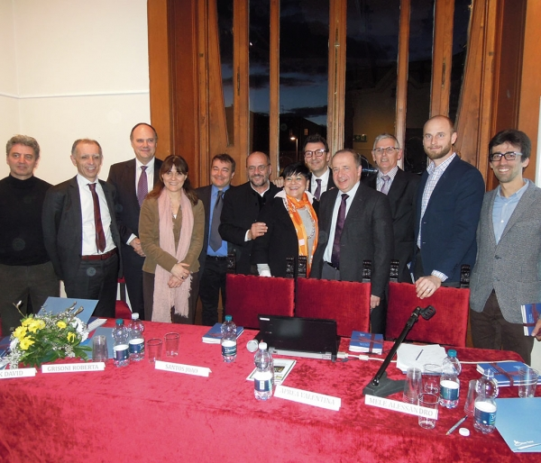 "APRO INTERNATIONAL AL SEMINARIO INTERNAZIONALE SULLA FORMAZIONE PROFESSIONALE ""Vocational Education and Training: un'eccellenza che genera inclusione sociale""."