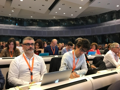 APRO in Brussels for the European Vocational Training Week