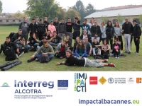 In Alba the first exchange between Italy and France in the context of the project Alcotra IMPACT